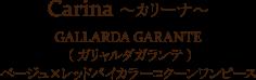 Carina 〜カリーナ〜