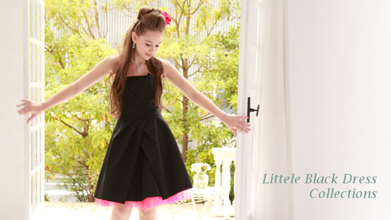 ��ȥ�֥�å��ɥ쥹��Litte Black Dress Collection��