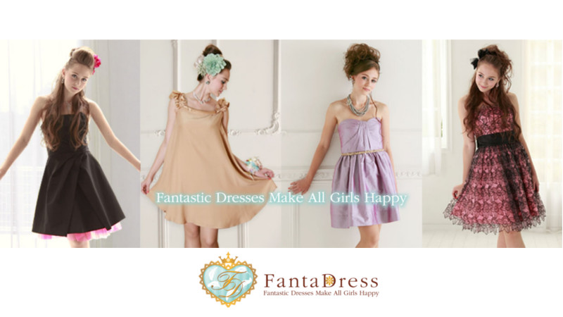 �����ȥɥ쥹�����ǥ��͡��ȥ��åȡ�Fantastic Dresses Make All Girls Happy��