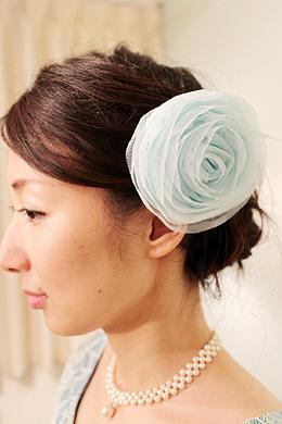 8280114524da3 Lani(ラニ)~ A.S.P 爽やかライトブルー×ホワイトレースドレス ...