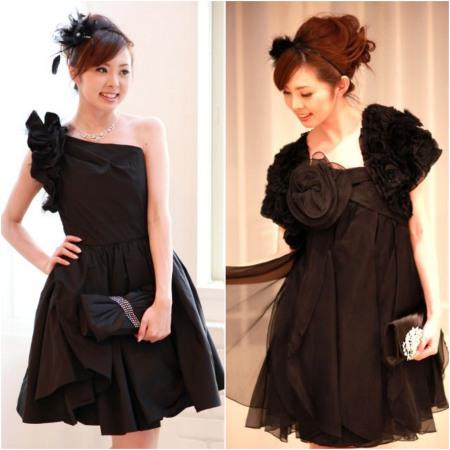 fcf5956a0e85a ハイブランドのリトルブラックドレスは特別感がさらにアップ!上質な生地感やこだわりのデザインで上品華やかなブラックドレス アップを思いっきり楽しんでくださいね。