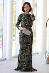 マザードレス|RMD-030 :Angie Miran(アンジー・ミラン)~【インポート】ブラックゴールドModeフェミニンDress